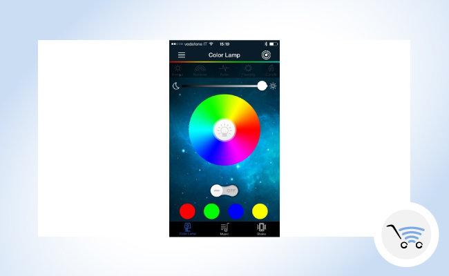 app iLight areagroup