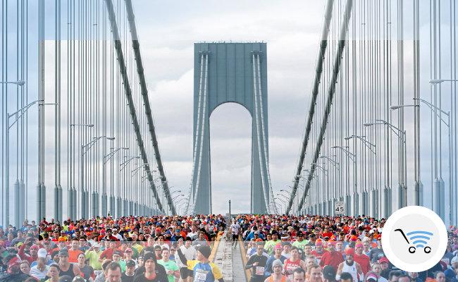 Maratona di New York areagroup