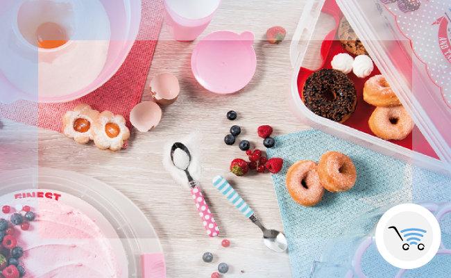 contenitori cake design Snips