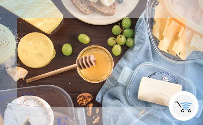 contenitori cheese savers Snips